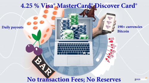 ALPHA MERCHANT BANK CARD SERVICES Logo