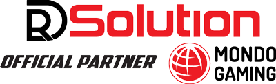 DR Solution (MondoGaming official partner) Logo