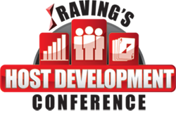 Raving's Host Development Conference